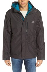 Helly Hansen Men's 'Squamish' 3 In 1 Water Repellant Hooded Jacket