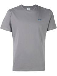 Vivienne Westwood Man Slim Fit T Shirt Grey