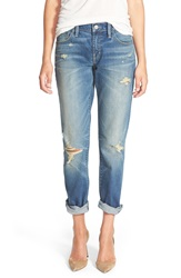 Treasurebond Boyfriend Jeans Cross Light Tint