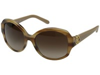 Tory Burch 0Ty7085 Medium Horn Brown Gradient Fashion Sunglasses