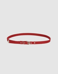 Belts Red