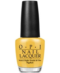 Opi Nail Lacquer Never A Dulles Moment No Color