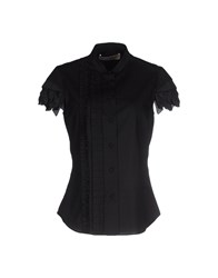 Veronique Branquinho Shirts Shirts Women Black