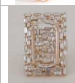 Suzanne Kalan Rose Gold Rectangle White Topaz Ring
