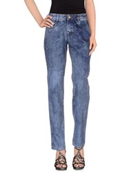 Tru Trussardi Denim Denim Trousers Women