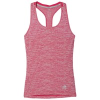 Adidas Supernova Fitted Tank Top Pink