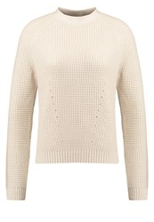 Louche Moshe Jumper Cream Off White