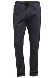 Lee Atheleisure Tracksuit Bottoms Refined Indigo Dark Blue