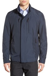 Men's Sanyo Fashion House 'Parker' Water Resistant Jacket Midnight