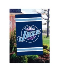 Party Animal Utah Jazz Applique House Flag Team Color