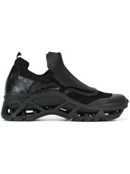 Cinzia Araia 'Black Moon Runner' Sneakers