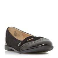 Head Over Heels Hume Mary Jane Ballet Shoes Black