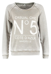 Soyaconcept Darling Sweatshirt Stone Mottled Grey