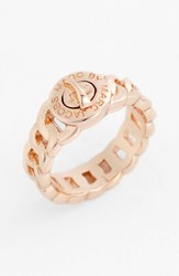 Women's Marc By Marc Jacobs 'Turnlock Katie' Small Ring