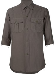 Undercover Safari Shirt Brown