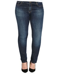 Marina Rinaldi Idioma Low Rise Stretch Jeans Women's