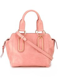 See By Chloe 'Paige' Tote Pink And Purple