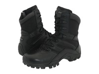 Bates Footwear Delta 8 Side Zip Black Men's Work Boots