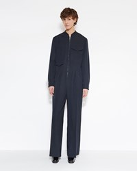 Christophe Lemaire Coverall Midnight Blue