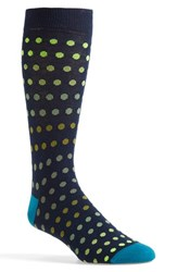 Ted Baker Men's London 'Nordidy' Dot Socks