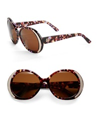 House Of Harlow Nicole 60Mm Round Sunglasses Bloom