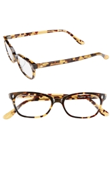 Corinne Mccormack 'Cyd' 50Mm Reading Glasses Tortoise