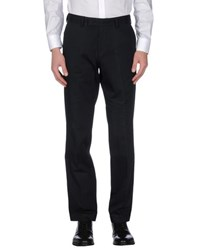 Boss Black Trousers Casual Trousers Men Dark Blue