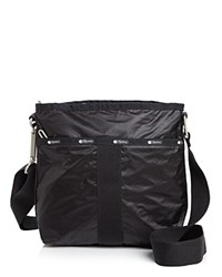 Le Sport Sac Lesportsac Essential Crossbody True Black