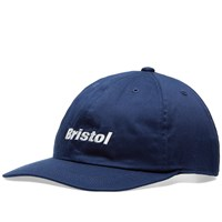 Fc Real Bristol F.C. 6 Panel Cap Blue
