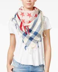 Collection Xiix Stars And Stripes Square Scarf