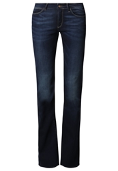 Wrangler Catryn Bootcut Jeans Dark Night Blue