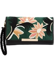 Lizzie Fortunato Jewels 'Lily' Clutch Bag Black
