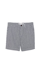 Shipley And Halmos Hudson Seersucker Shorts
