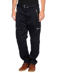 Balmain Casual Pants Dark Blue