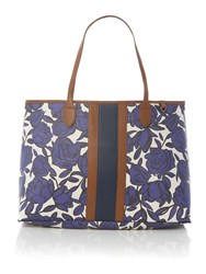 Dickins And Jones Lorna Tote Bag Blue
