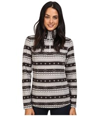 Jack Wolfskin Ice Crystal Pullover Alloy All Over Women's Clothing Gray