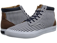 Radii Basic Nautical Chambray Cream Men's Shoes Black