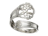 Alex And Ani Spoon Ring Silver Path Of Life Ring