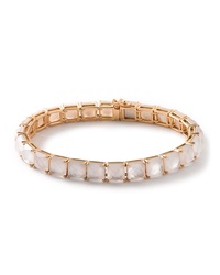 18K Rocky Candy Mother Of Pearl Tennis Bracelet Ippolita