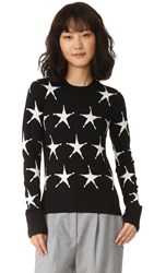 Acne Studios Pacis Star Sweater Black Star