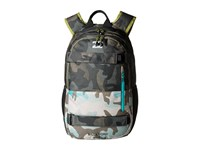 Billabong No Comply Backpack Fatigue Backpack Bags Green