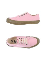 Ymc You Must Create Footwear Low Tops And Trainers Women Pink