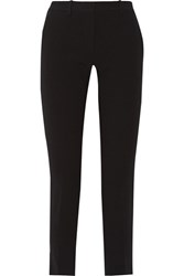 Rag And Bone Arrow Stretch Crepe Tapered Pants Black