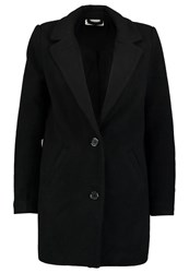 Noisy May Nmcolor Short Coat Black