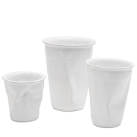 A R Store Crushed Crinkle Cups Glasses Product Detail