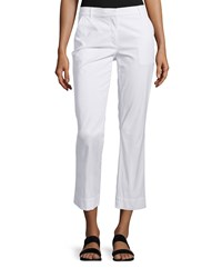 Theory Avla New Chino Slim Fit Pants Women's