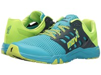 Inov 8 All Train 215 Black Navy Neon Yellow Women's Shoes Blue