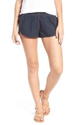 Rip Curl Women's 'Willow' Woven Shorts Indigo