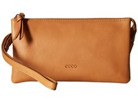 Ecco Handa Clutch Wallet Lion Wallet Handbags Tan