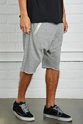 Forever 21 Sdc Drop Crotch Terry Shorts